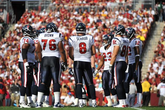 8 Reasons the Houston Texans Will Be AFC's Best Team in 2012