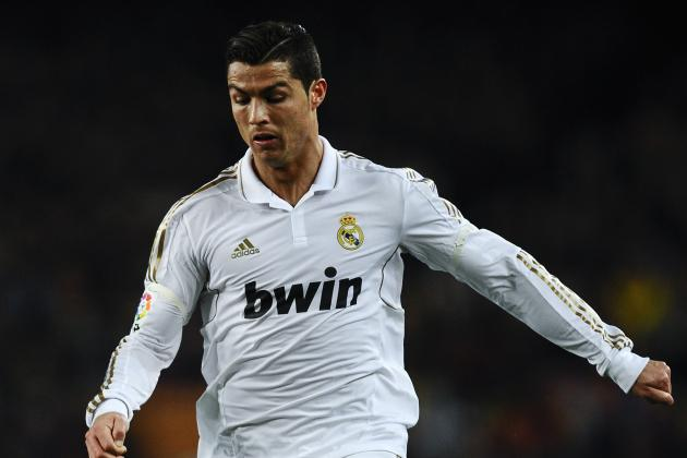 Cristiano Ronaldo and the 20 Most Blindingly Fast Footballers of All Time