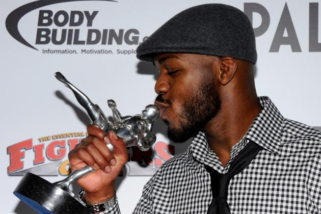 Jon Jones, Rashad Evans, Phil Davis: Who Holds the Advantage in 4 MMA Skills