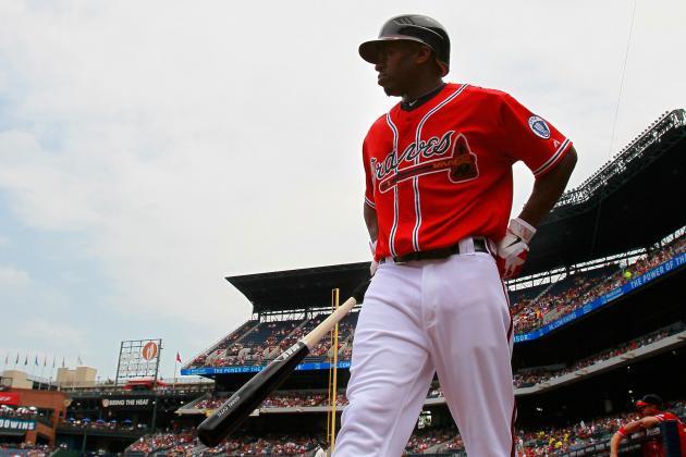 Atlanta Braves: Can Michael Bourn Lead Atlanta to the Playoffs?