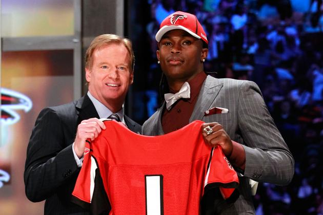 2012 NFL Draft: 5 Mistakes Atlanta Falcons Can't Repeat in This Draft