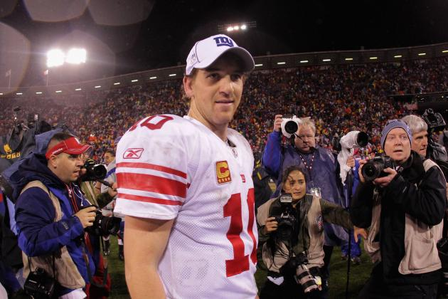 Eli Manning and the 5 Biggest Giant Slayers in NFL History