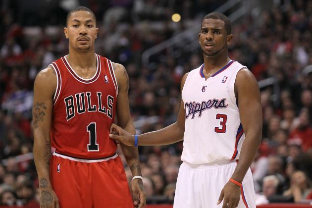 CP3 Goes Both Ways: Chris Paul and the NBA's Best 2-Way Point Guards