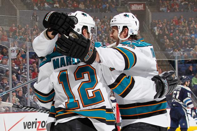San Jose Sharks: 2011-12 First-Half Awards