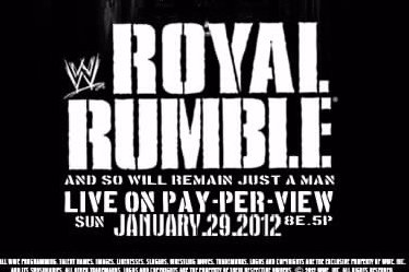 WWE Royal Rumble 2012 Preview: Royal Rumble Match Simulation