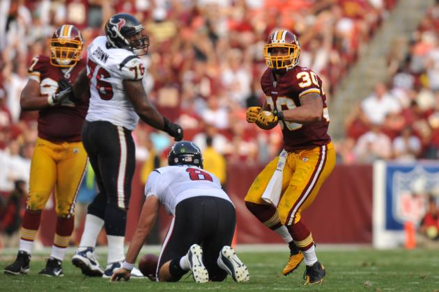 Washington Redskins Free Agency: Top 4 Potential Replacements for LaRon Landry
