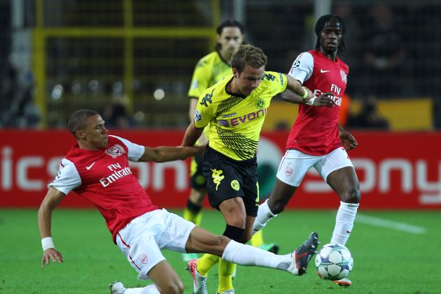 Arsenal Transfer: 3 Borussia Dortmund Players Arsenal Could Sign