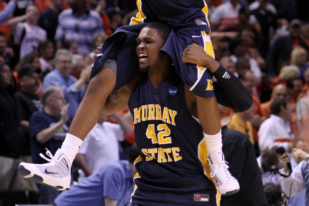 Mid-Major Top 25: Murray State Continues Reign as No. 1 with Perfect Record