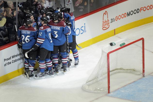 Colorado Avalanche: 6 Reasons They Will Push into the Playoffs