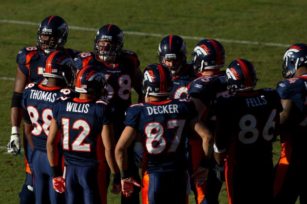 2012 NFL Draft: Denver Broncos' Biggest Needs