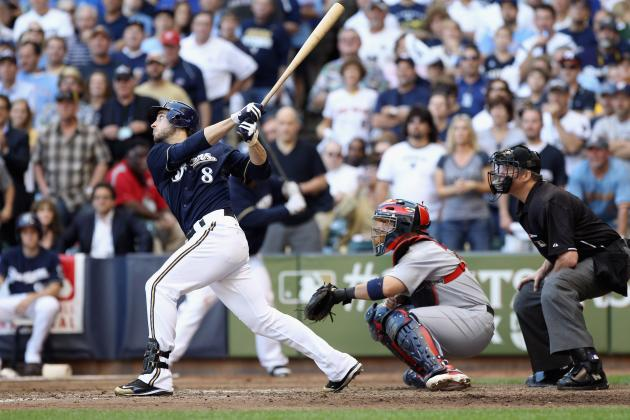 2012 Major League Baseball Award Winners : Upsets Could Be on the Horizon