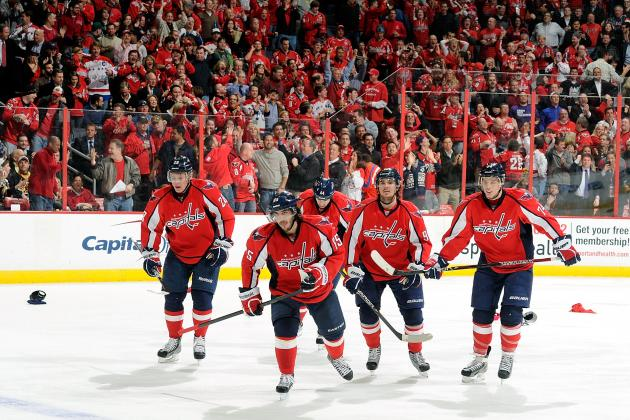 Washington Capitals: 5 Caps Players Who Need to Improve After the All-Star Game
