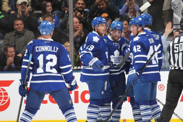 Toronto Maple Leafs: 12 Biggest Reasons They Can Get over the Playoff Hump