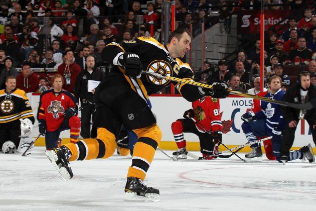 NHL All-Star Skills Competition: Zdeno Chara and the 5 Hardest Shots in NHL