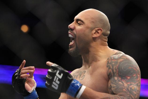 Power Ranking the 10 Most Impressive UFC Finishes of January