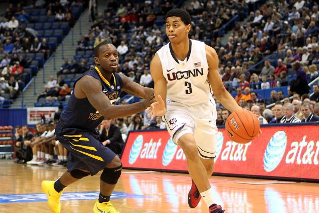 College Basketball: 5 Unpredictable Teams That Could Be This Year's UConn