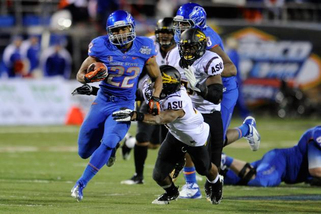 2012 NFL Draft: 8 Senior Bowl Players Climbing the Detroit Lions' Draft Board