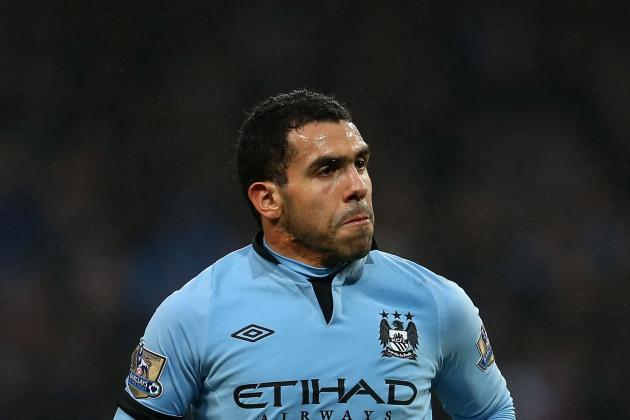 Carlos Tevez and the 15 Most Annoying Transfer Sagas