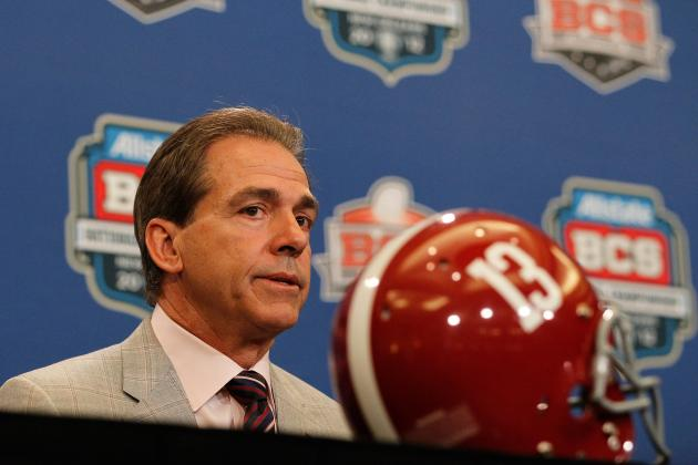 Alabama Football Recruiting: Tracking 2012 National Signing Day Targets