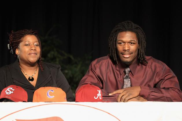 National Signing Day 2012: Top 5 Undecided Recruits