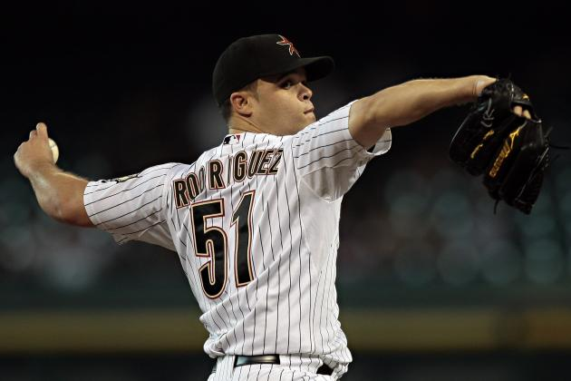 MLB Trade Rumors: Wandy Rodriguez and 6 Pitchers Still Up for Grabs