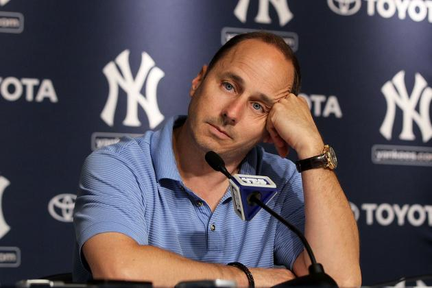 New York Yankees: Who Will DH in Pinstripes?