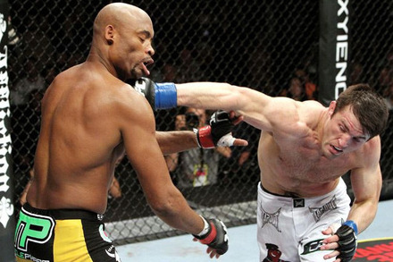 UFC on FOX 2 Results: Power Ranking Chael Sonnen's Best Octagon Performances