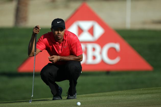 3 Lessons Learned from Tiger Woods' Trip to Abu Dhabi for HSBC Championship