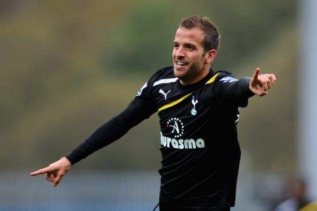 10 Candidates to Be January's Rafael Van Der Vaart