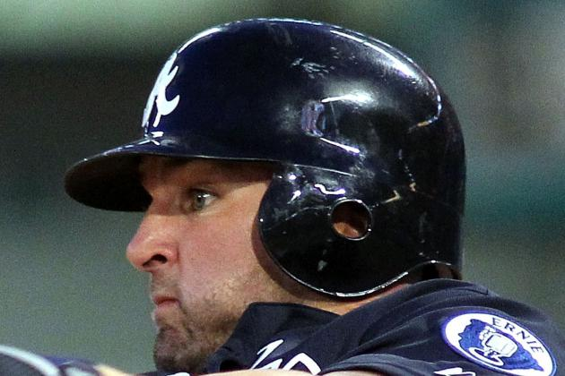 Atlanta Braves: 10 Bold Predictions for Dan Uggla's Bounce-Back Campaign