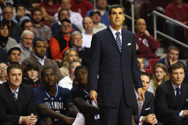 Villanova Basketball: Grading Each Wildcat's Performance for Last Week
