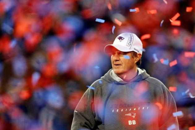 Bill Belichick and the 6 Greatest Postseason Coaches of All Time
