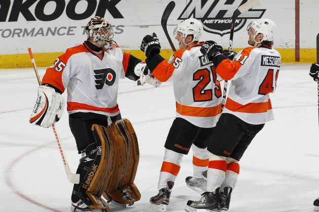 Philadelphia Flyers: 5 Bold Predictions for the Rest of the Flyers' NHL Season