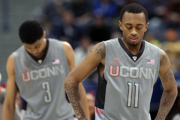 College Basketball Top 25: Kentucky No. 1, UConn out in B/R Writers Rankings