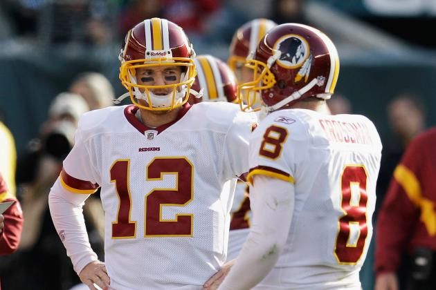 Washington Redskins: 8 Best Quarterback Options for 2012