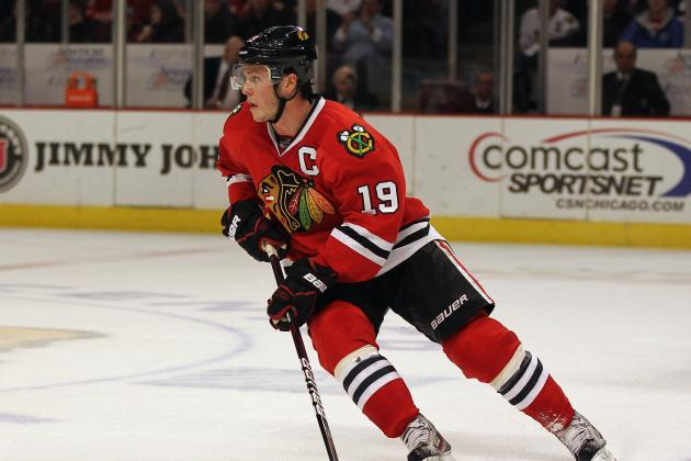 Chicago Blackhawks: 5 Players Who Need to Step Up If Jonathan Toews Misses Time