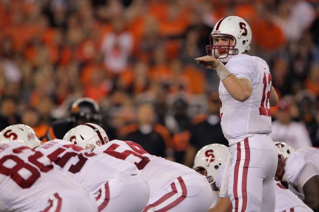 2012 NFL Mock Draft: Projecting the Top QBs After the Senior Bowl