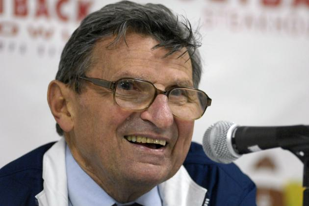 Joe Paterno & the Greatest Head Coach in Every BCS Program's History