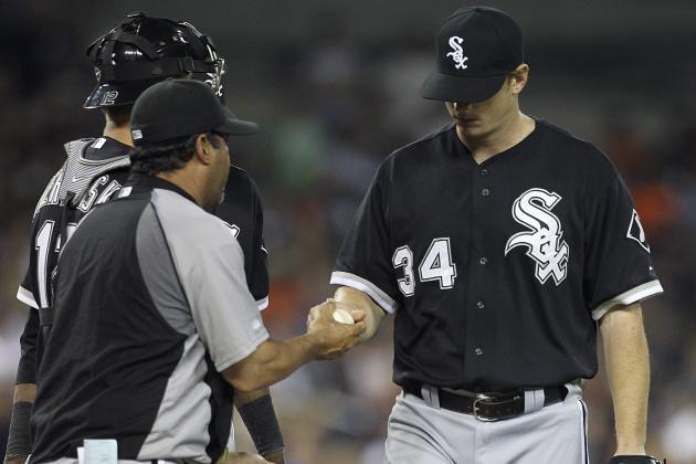 Chicago White Sox: Where Will Gavin Floyd Go?