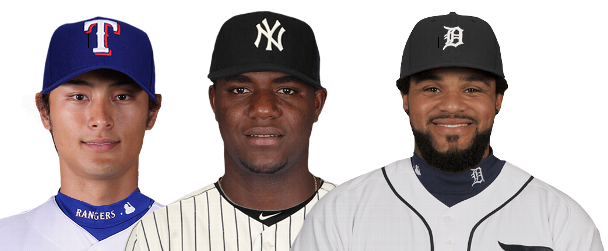 MLB Power Rankings: Prince Fielder, Yu Darvish, Michael Pineda Shake Things Up