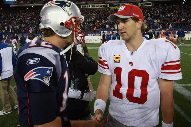 Super Bowl XLVI: Power Ranking the MVP Odds for Top Giants and Patriots
