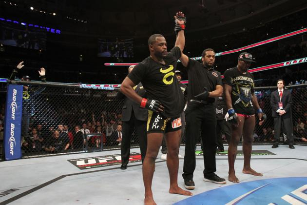 UFC on Fox 2 Results: The Top 25 Pound-for-Pound Fighters in the UFC