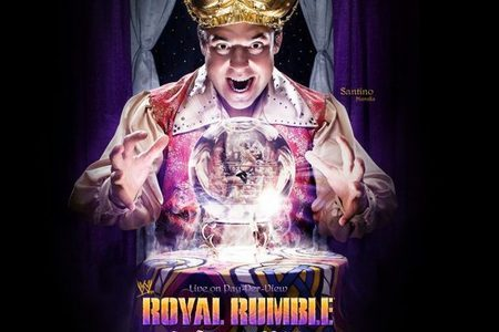 WWE Fantasy: Royal Rumble 2012