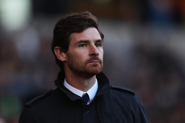 Chelsea FC: Why Manager Andre Villas-Boas Has Been a Failure so Far