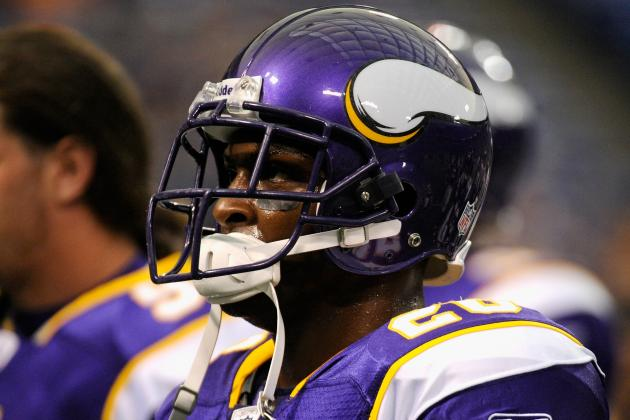 Minnesota Vikings: 7 Guys That Could Lose Some Money in 2012