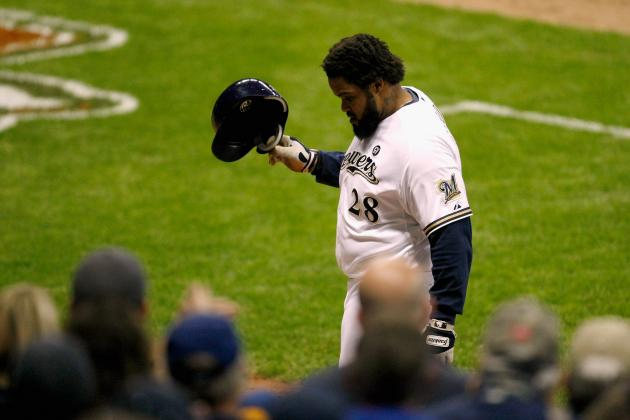 Ranking the 5 Best Moments of Prince Fielder's Career