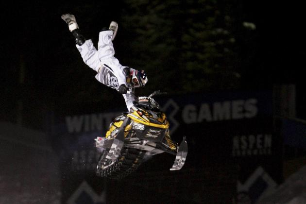 Winter X Games: Recapping the Best Performances in the 2012 X Games