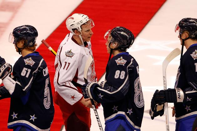 NHL All Star Game: 15 Greatest Moments of All-Star Weekend