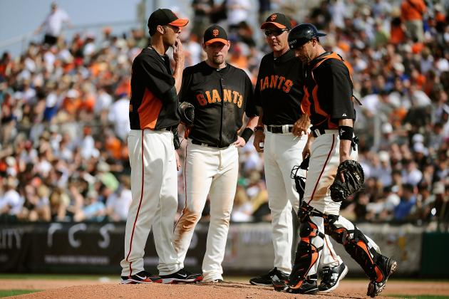 San Francisco Giants: 5 Moves Giants Will Make Before Spring Training Ends