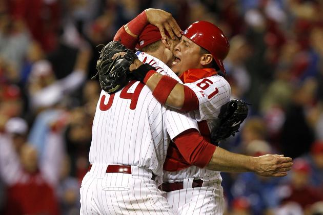 Philadelphia Phillies: 25 Greatest Postseason Moments in Franchise History